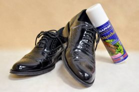 Антибактериальный дезодорант для обуви от запаха Saphir