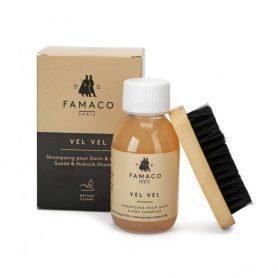 Косметика для обуви - очищающий шампунь FAMACO