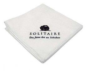 Косметика для обуви - салфетки Solitaire