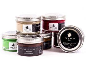 Крем для кожи наппа Famaco