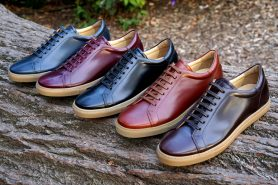 Обувь из кордована - кроссовки