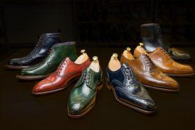 Обувь из кордована - туфли