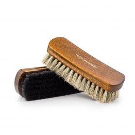Щетка для обуви с конским волосом Frank